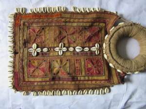 Mystery piece of ethnic embroidered headgear (7)