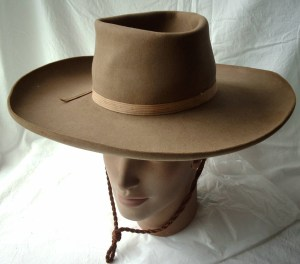 BOX 6 P1/63 OLD J B STETSON