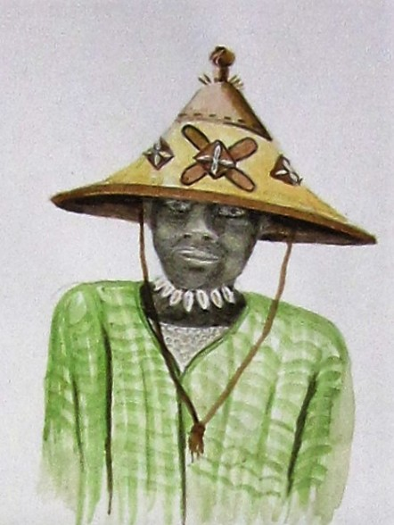 Fulani hat  3