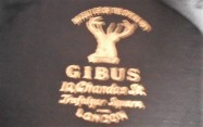 Label inside genuine GIBUS collapsible top hat (3)